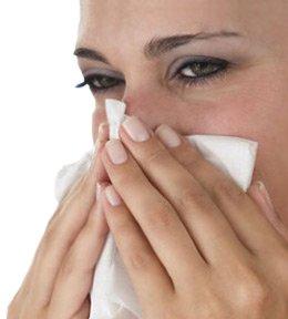 аллергия на косметику фото